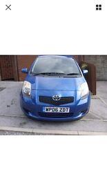 Toyota Yaris 1.0 T3 06 Plate 67,000miles
