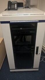 24U Server Cabinet