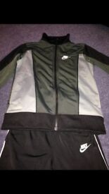 Nike tracksuit 12-13 and addidas tracksuit 11-12 excellent condition