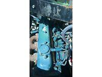 Kubota V1505 Diesel engine 4 cylinder