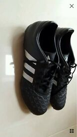 Adidas ace 15.2 fg leather size 9.5
