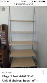 Shelving unit Ikea Artist