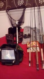 Fishing rods and other fishing gear