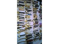 MENS AND WOMENS WATCHES...200 WATCHES ...LESS THAN 50p EACH....
