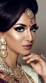 Asian Bridal Makeup and Hair Design Specialist