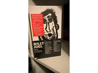 Billy Joel - My Lives boxed set