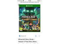 Xbox one minecraft storymode season 2