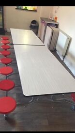 Dining table 16 seats