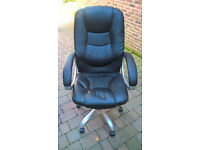 Office Chair - Black - Very Comfortable