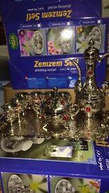 Arab Tea Set, Mint Tea Set, Zam Zam Set