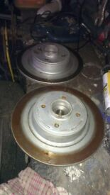 ldv 400 discs/bearing