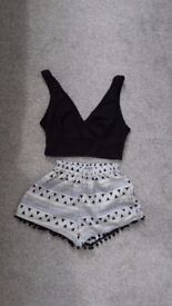 Two Piece Outfit, Size 8