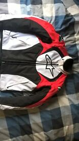 alpinestars medium motorbike jacket