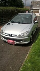 Peugeot 206 for sale ideal first car or runabout