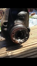 BMW 3 series 2008 rear differential manual