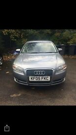 Cheap Audi A4 DIESEL 2005 GOOD RUNNER SERVICE HISTORY