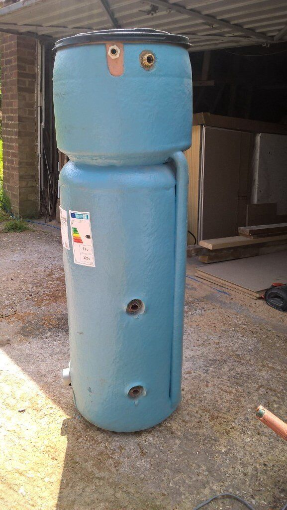 Indirect vented combo hot water tank | in Spilsby, Lincolnshire ...