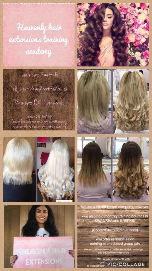 Hair Extension Training Course England And Wales Fully Certified