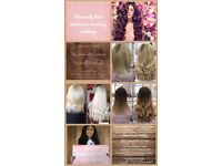 Hair extension training course- England and Wales - fully certified and insurable courses