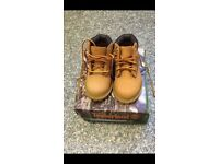 Toddler Timberland Boots - Brand New *Size 4*