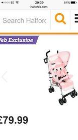 Billie faires my babiie stroller