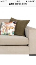 Fabb sofas , Large Armchair .