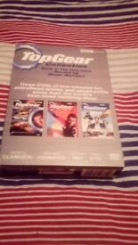 Top gear 3pk dvds