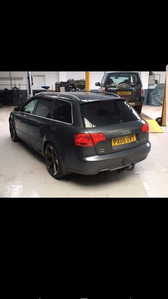 Very Clean Audi A4 For Sale No Problems With The Car At All Starts Up