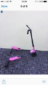 Flicker 5 scooter girls
