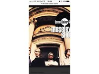 £50 for 2 seating ocean colour scene concert tickets Hydro Glasgow 10th December
