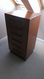 G-Plan 'Fresco' chest of drawers - excellent condition