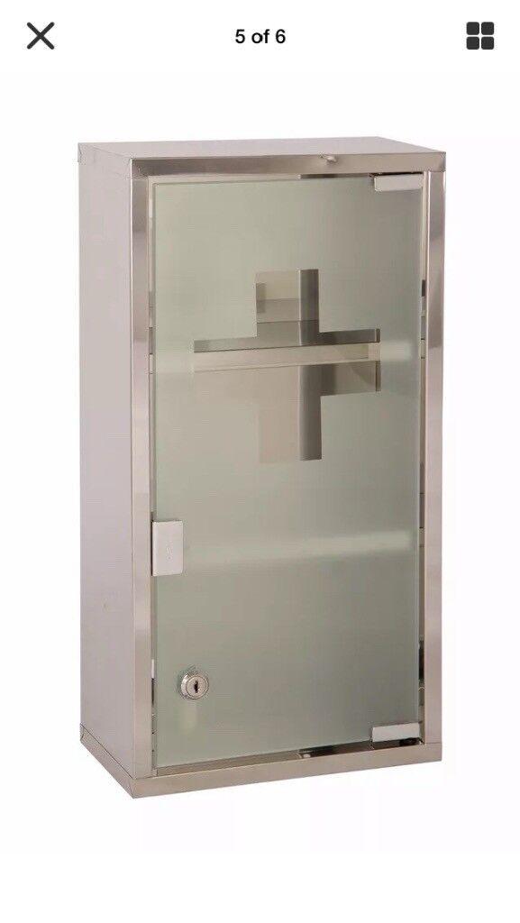 Tall Medicine Cabinets Lockable