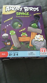 Angry Birds Space and Angry Birds Go. Brand New