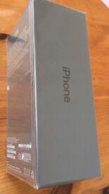IPhone 8 64gb Space Grey brand New - Vodaphone