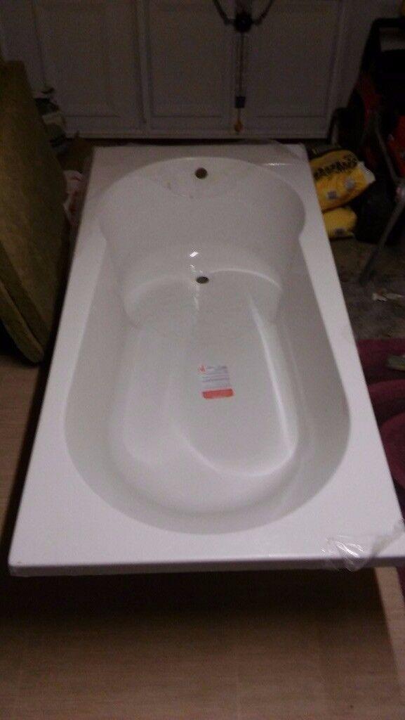 New Keyhole Shower Bath | in Rugby, Warwickshire | Gumtree