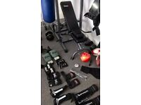 Selection of Gym & Sport Equipment **REDUCED PRICE**