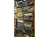 bookshop clearance ALL NON-FICTION BOOKS IN ALL SUBJECTS NOW CLEARING OUT