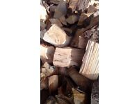 Fire Logs (firewood) - bulk firewood for wood burners, stoves and open fires.