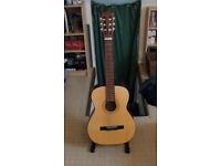 Classical Guitar for Sale - Full-size 1961 Vintage Terada model C307N