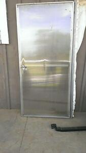 MINT CONDITION EXTERIOR DOOR / COVERALL. NEW PRICE!