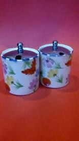 Vintage Coronet ware porcelain