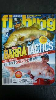 Modern Fishing magazine - October 2016 issue