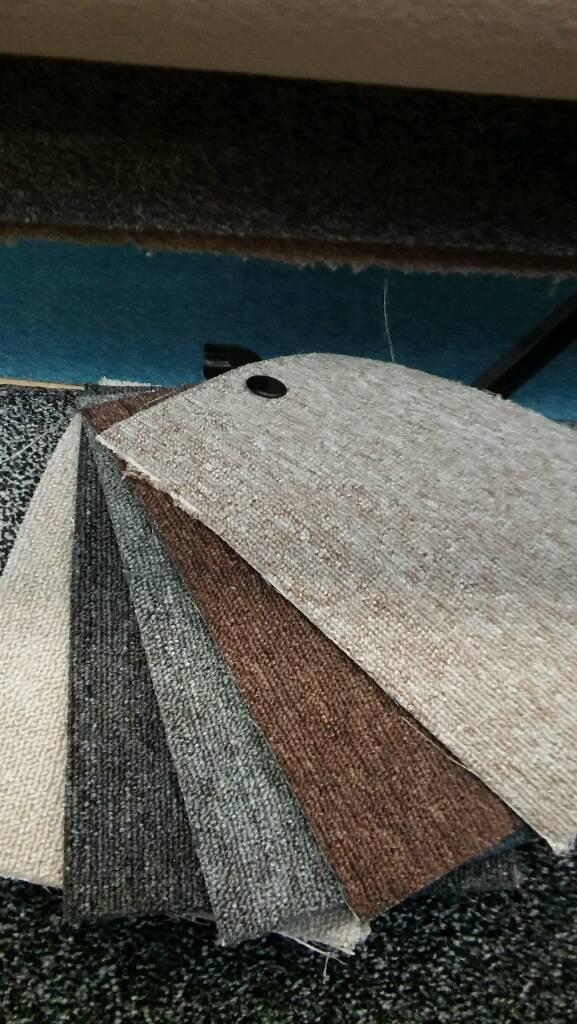 Berber carpet stain free