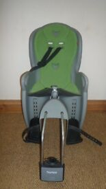 Baby seat for bike Hamax