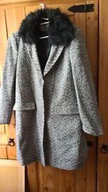 primark coat for sale
