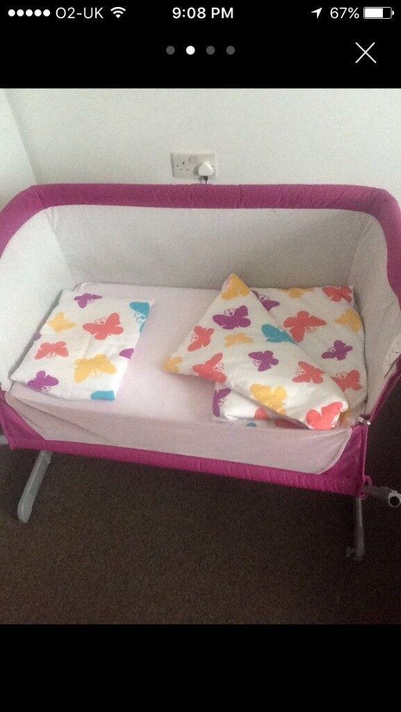 Chicco co-sleeping cot