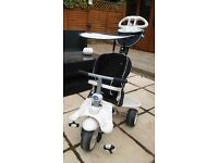 Trike bike suitable from 6 months hardly used