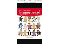 Dress Your Gingerbread cooking book