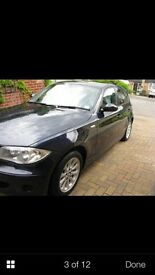 BMW 118d 2006(56) 2,0 6speed diesel runs and drives superb