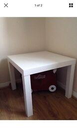 3 IKEA lack tables